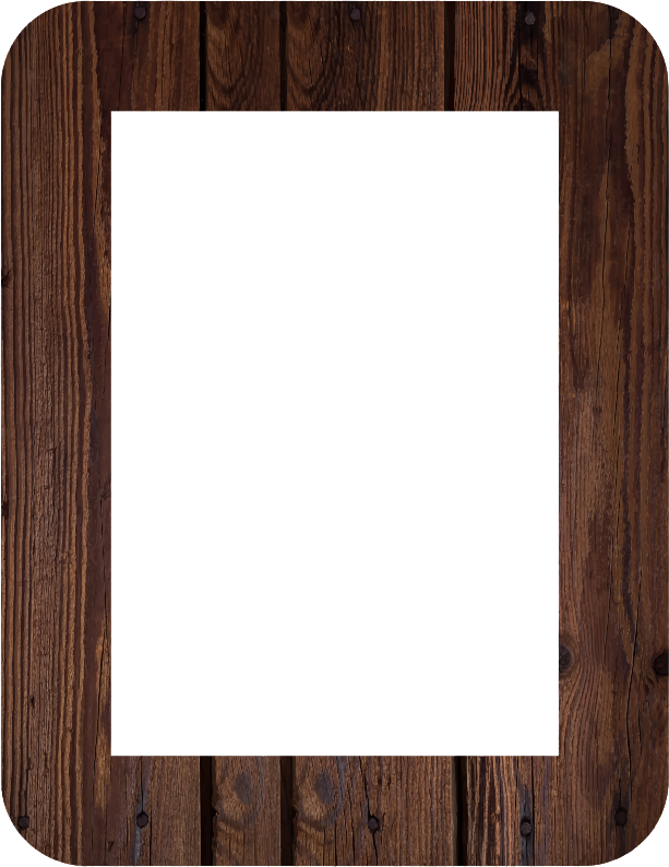 Frame medium image png. Design clipart wood