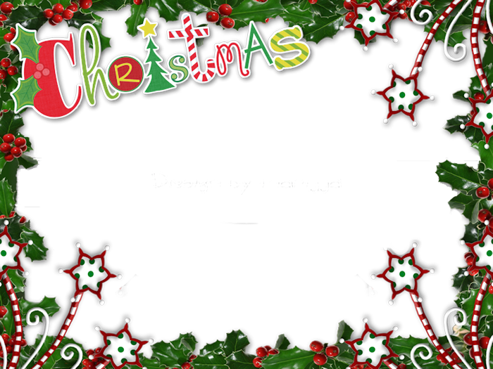 Christmas frame png. Transparent photo gallery yopriceville