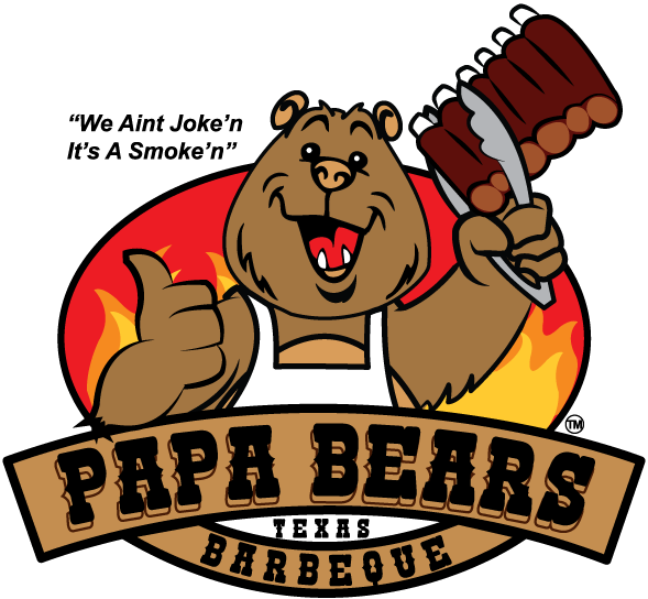 Bears bbq . Proud clipart papa