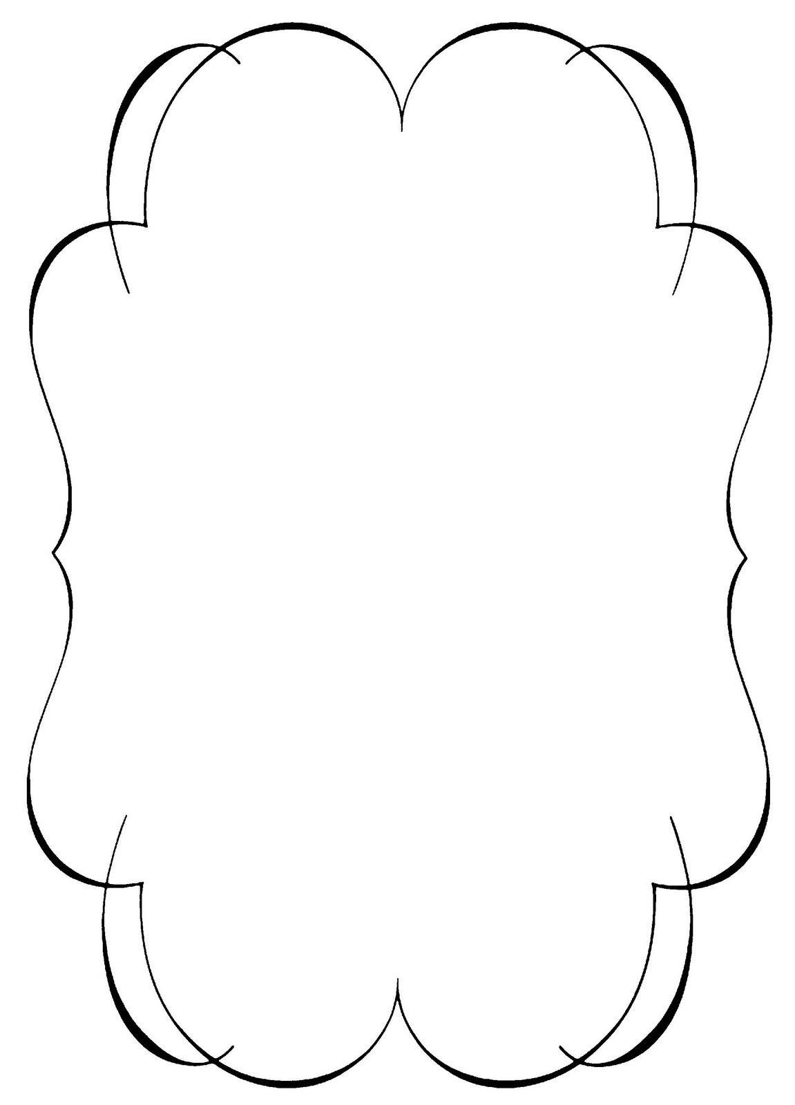 Borders clip art free. Corner clipart simple