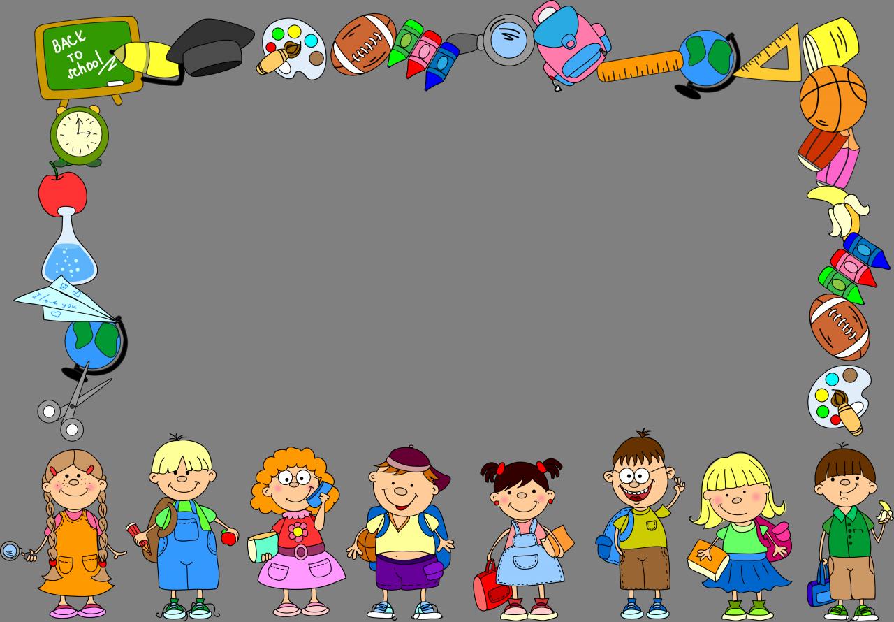 School picture clip art. Clipart frames education