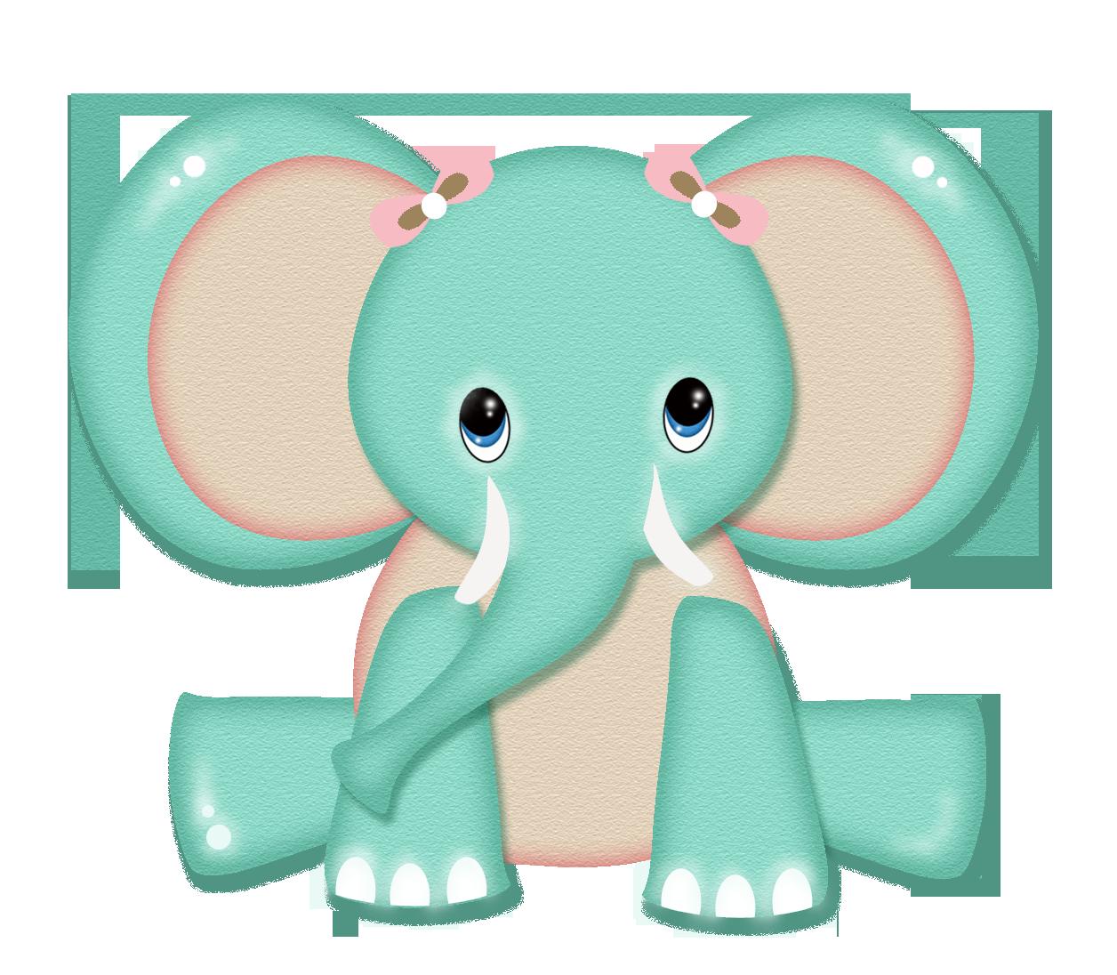 Elephants frame