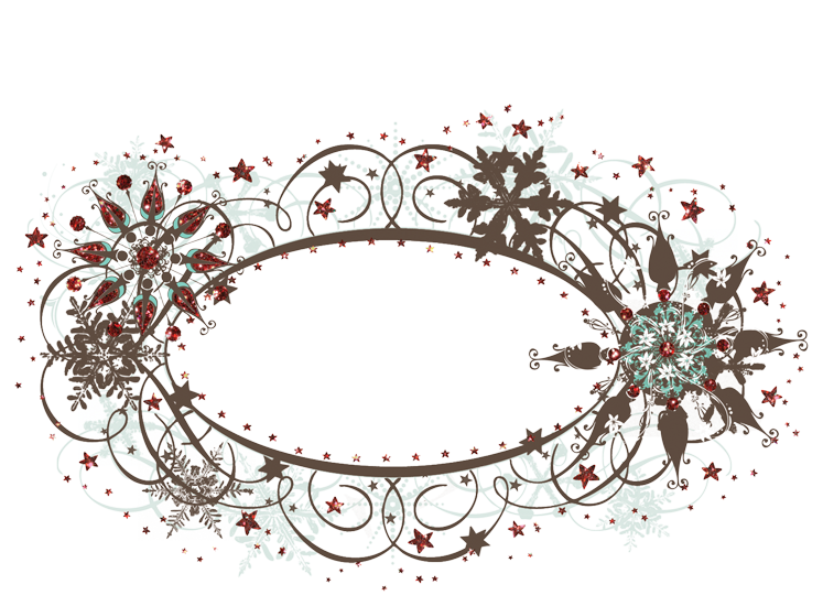Clipart frames glitter. Fancy pants designs christmas