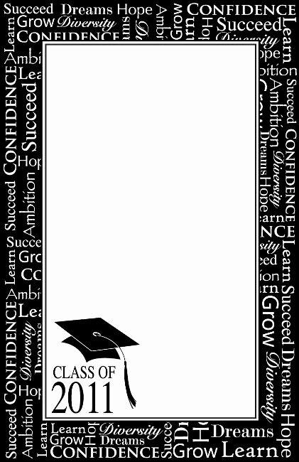 Clipart frames graduation. Border design free cliparts
