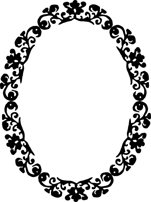 Mirror google search. Perfume clipart black and white