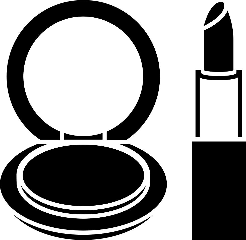 Makeup clipart vector. Image result for black