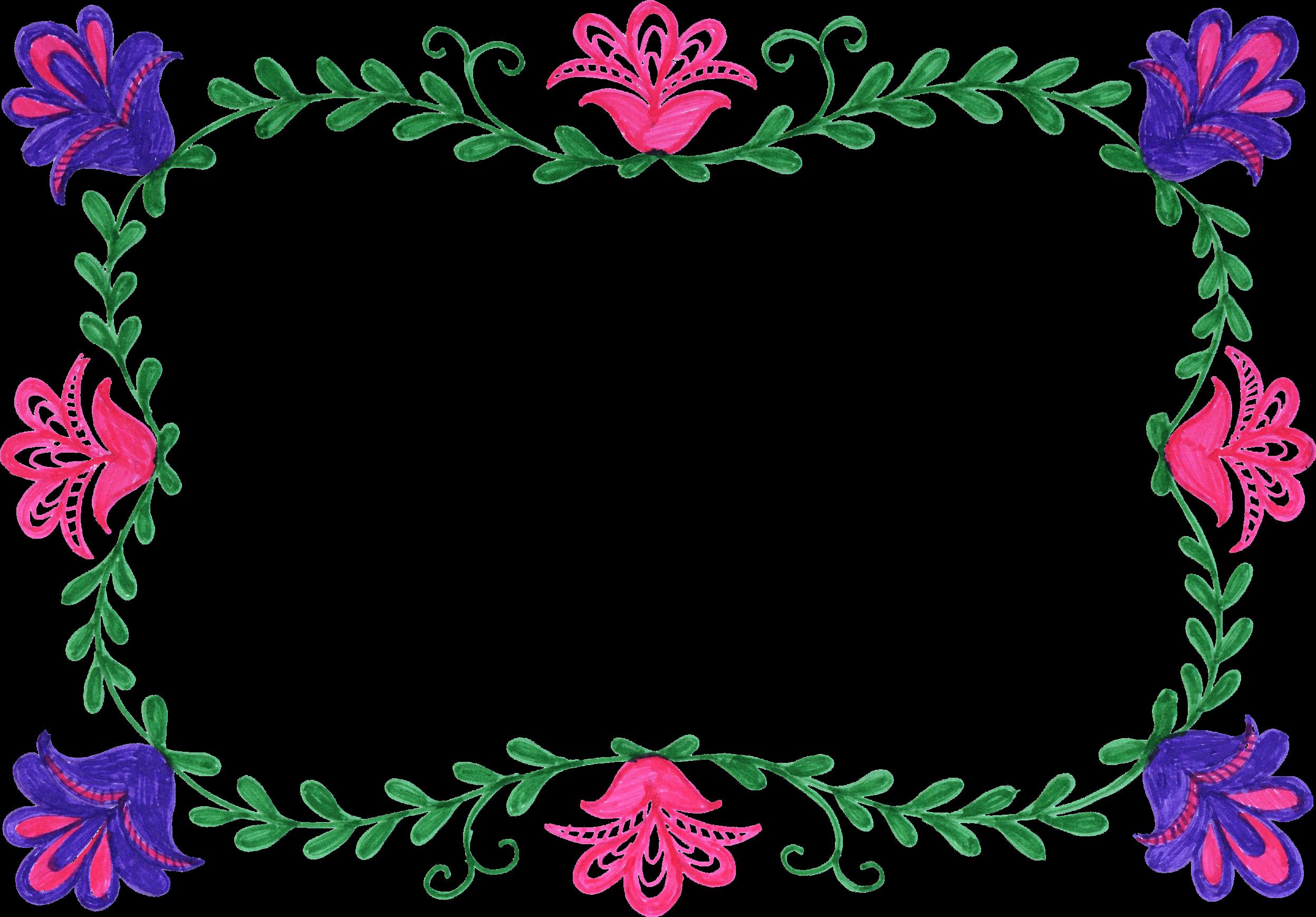 Picture flower clip art. Clipart frames peach