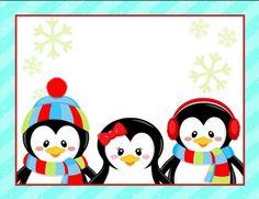 Clipart penguin frame.  best art images