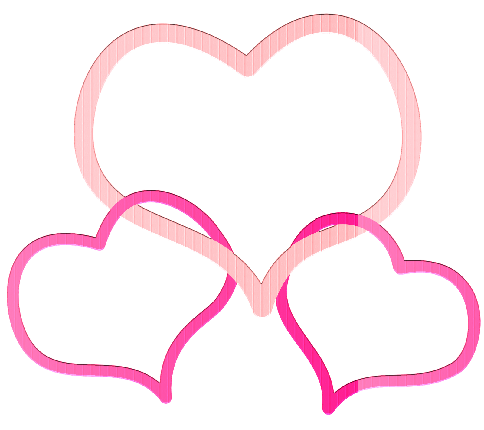 Heart transparent png pictures. Clipart hearts frame