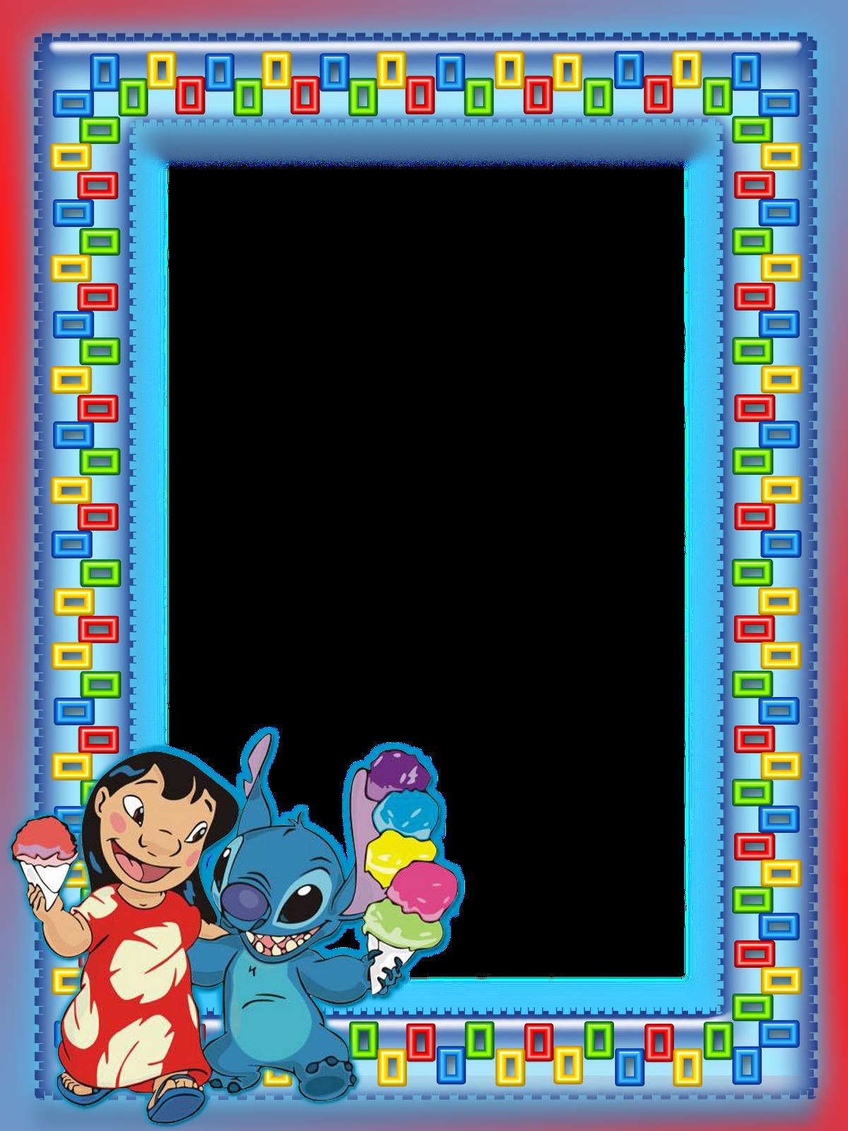 Lilo and kids transparent. Stitch clipart pdf