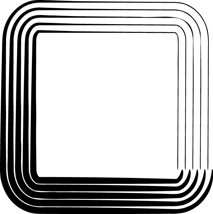 Square panda free images. Funeral clipart picture frame