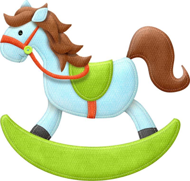 Clipart frames toy. Rockinghorse maryfran png clip