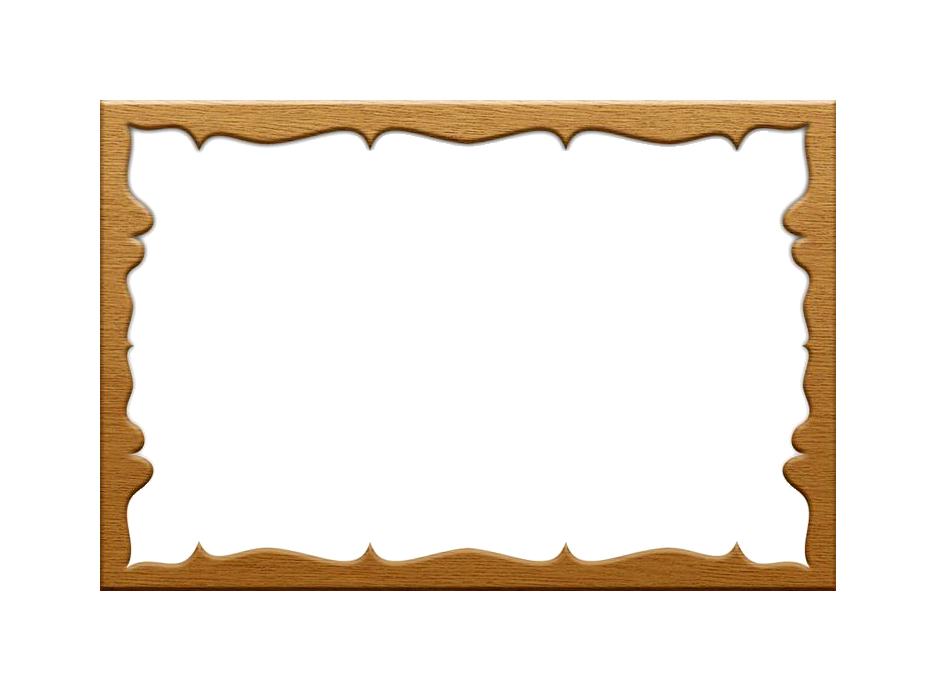 Frame png transparent images. Frames clipart wood