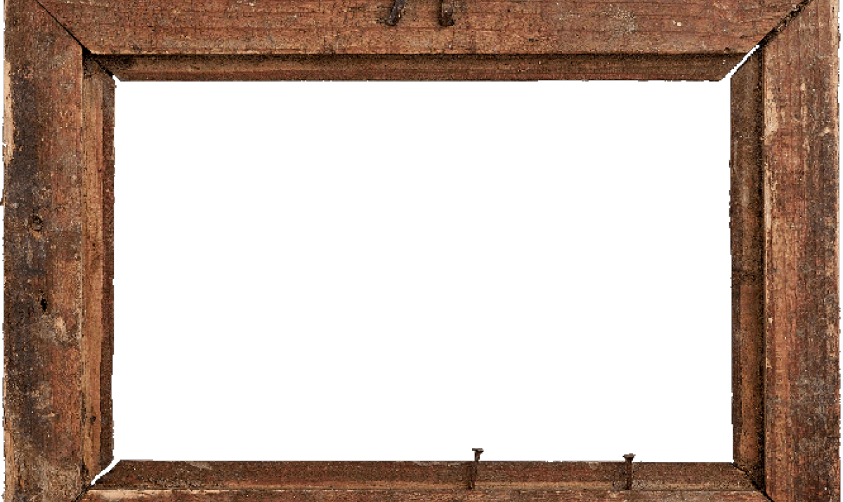 Transparent clip art black. Rustic wood frame png