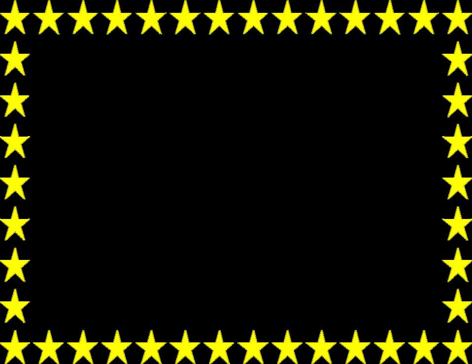 Star border png. Stars free stock photo
