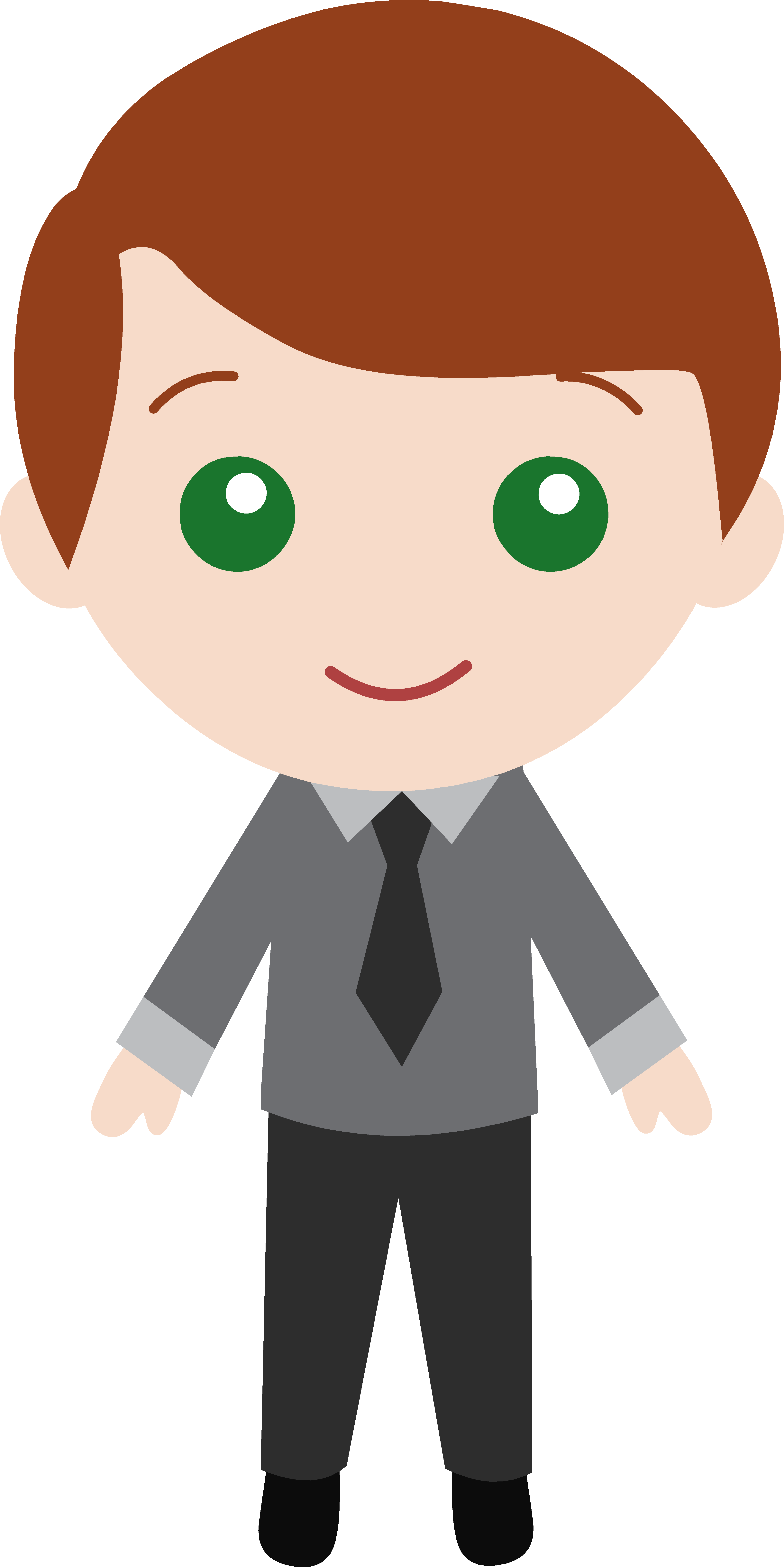 Young clipart lad.  collection of cute