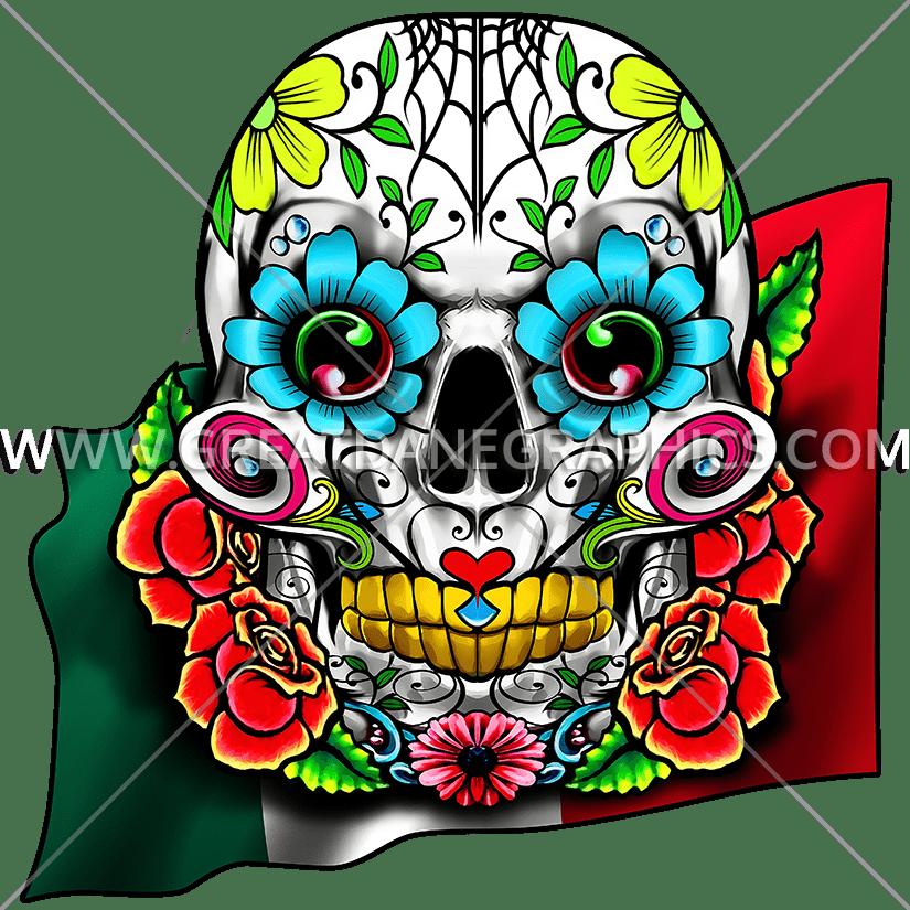 Clipart free cinco de mayo. Skull production ready artwork