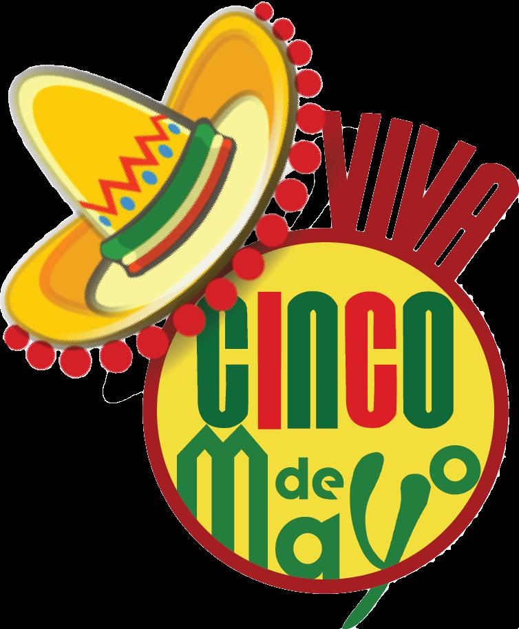 Viva authentic mexican in. Clipart free cinco de mayo