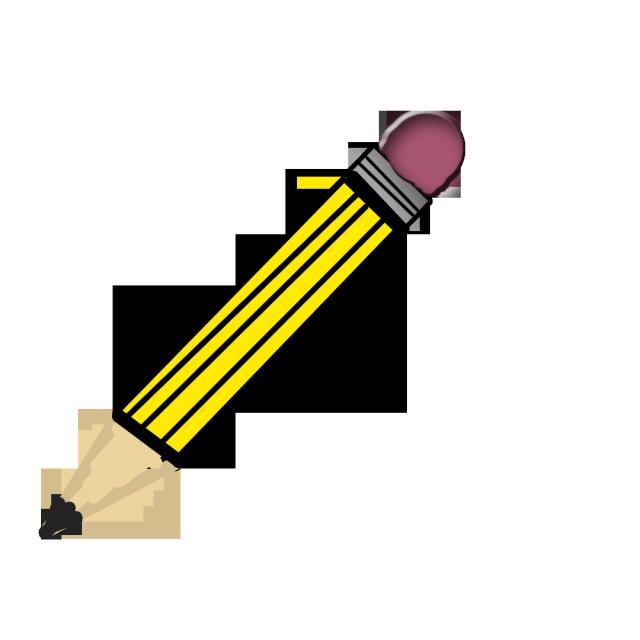 Pen clipart object. Pencil transparent png pictures