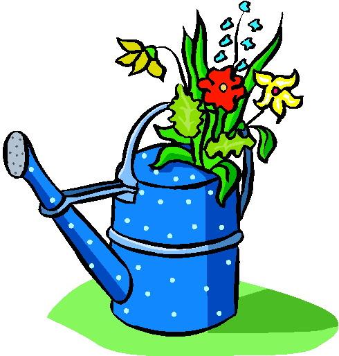 Free garden clip art. Gardener clipart livelihood