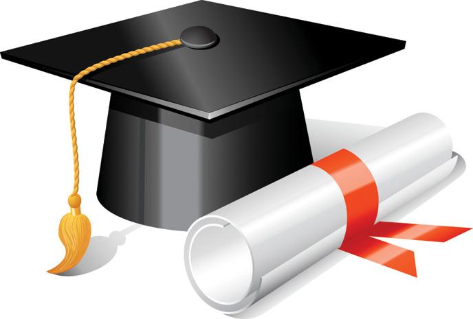Graduation clipart vector. Free cliparts download clip