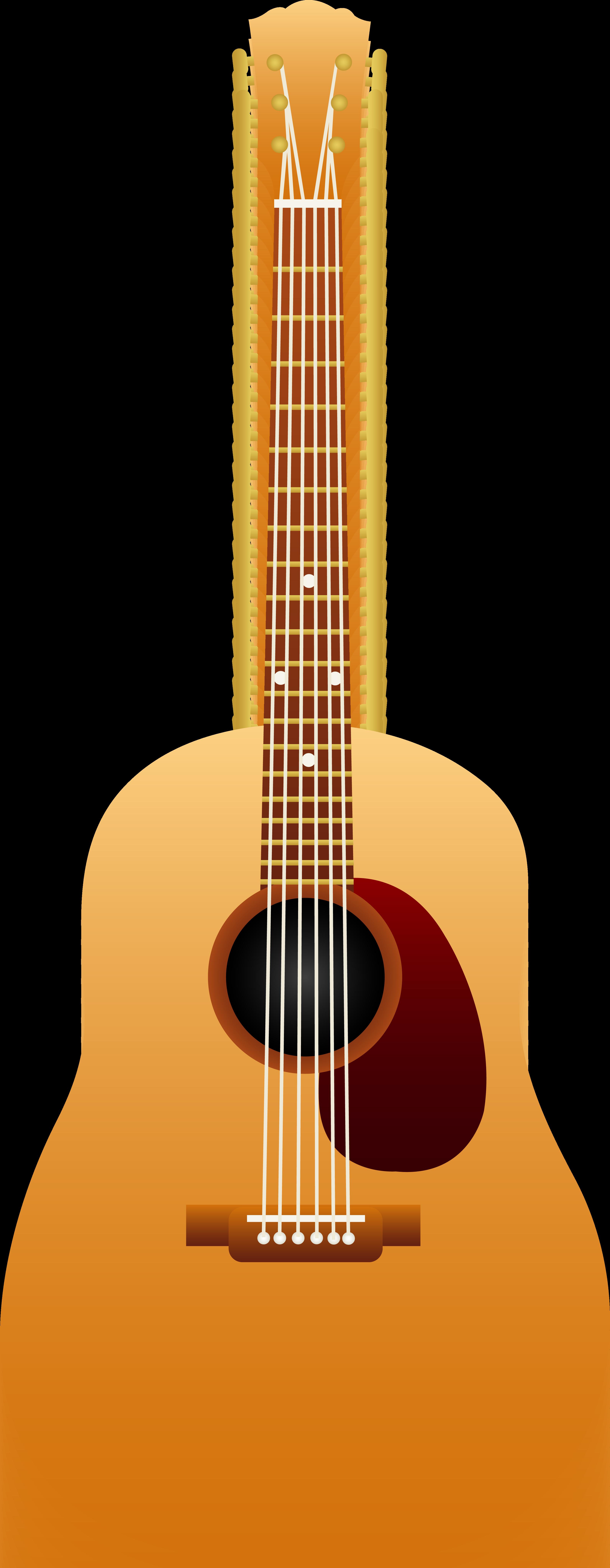 Clip art royalty free. Clipart guitar box
