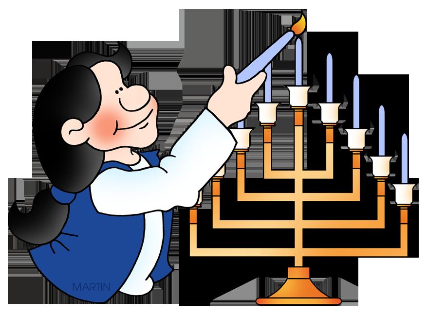 Menorah clipart judaism. Hanukkah clip art by