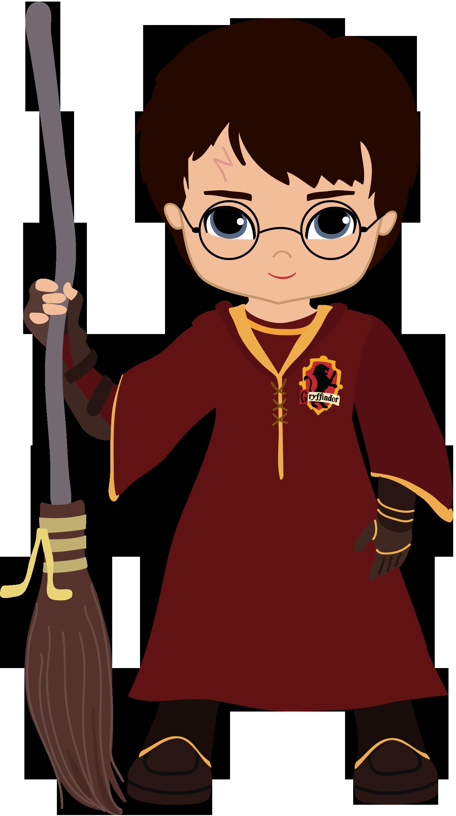 Harry mais. Planner clipart nerd