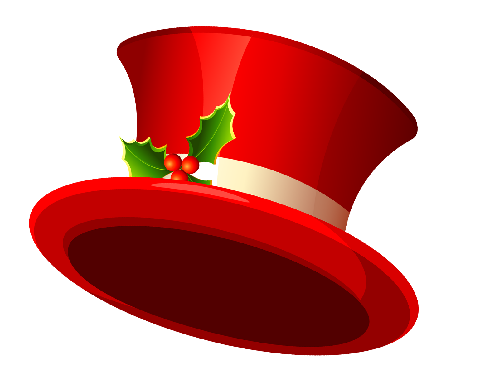 Hat clipart christmas. Top transparent png gallery
