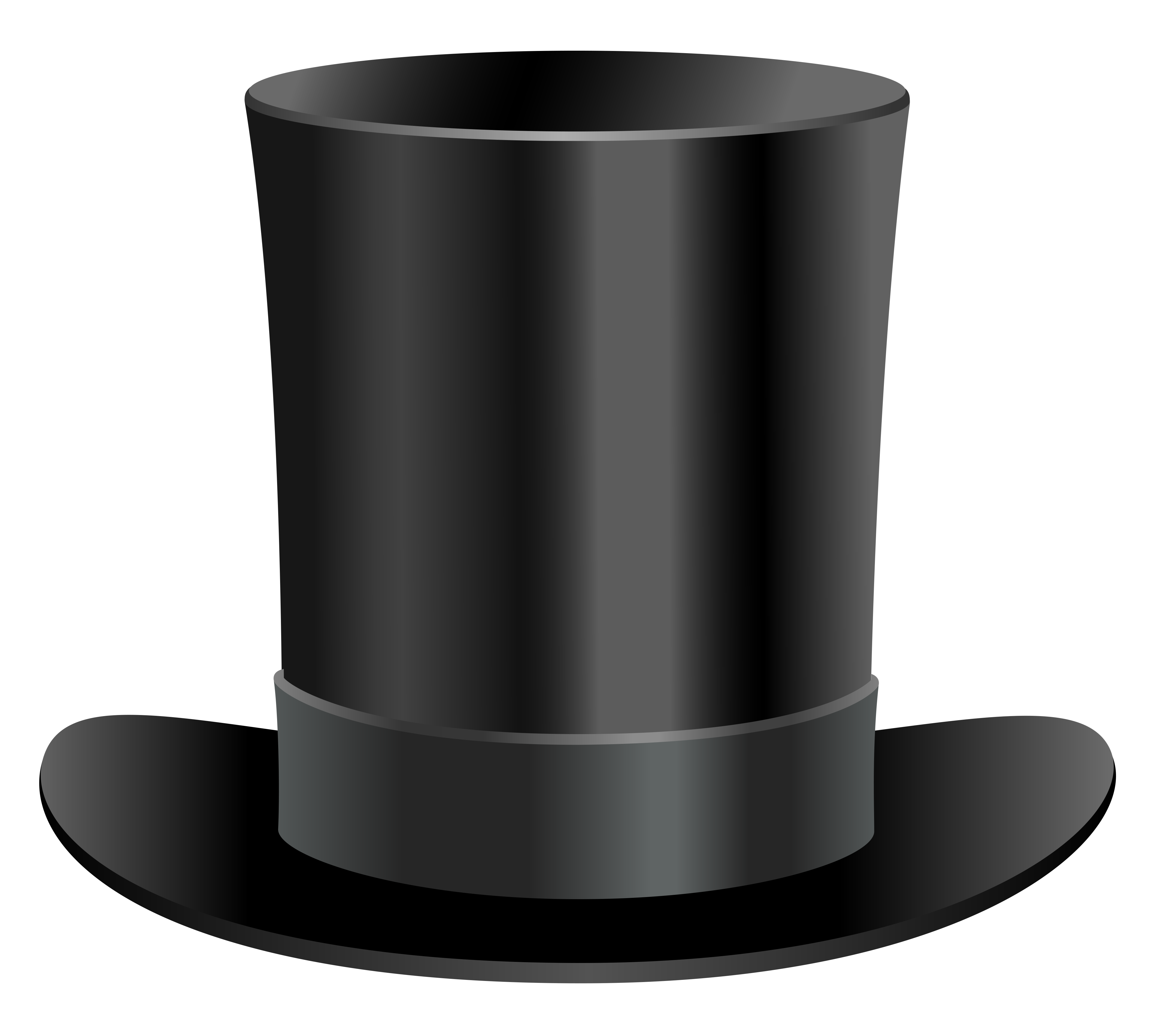 Moustache clipart top hat. Black png gallery yopriceville