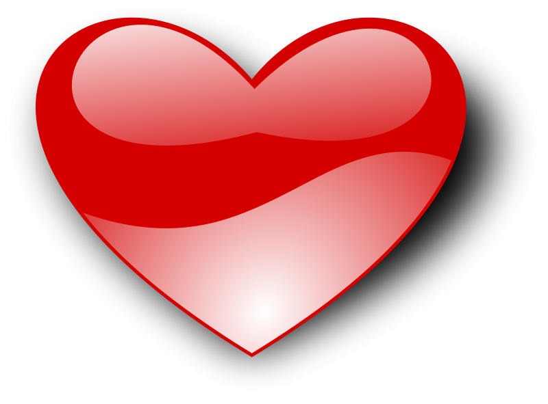 Heart free love and. Hearts clipart house