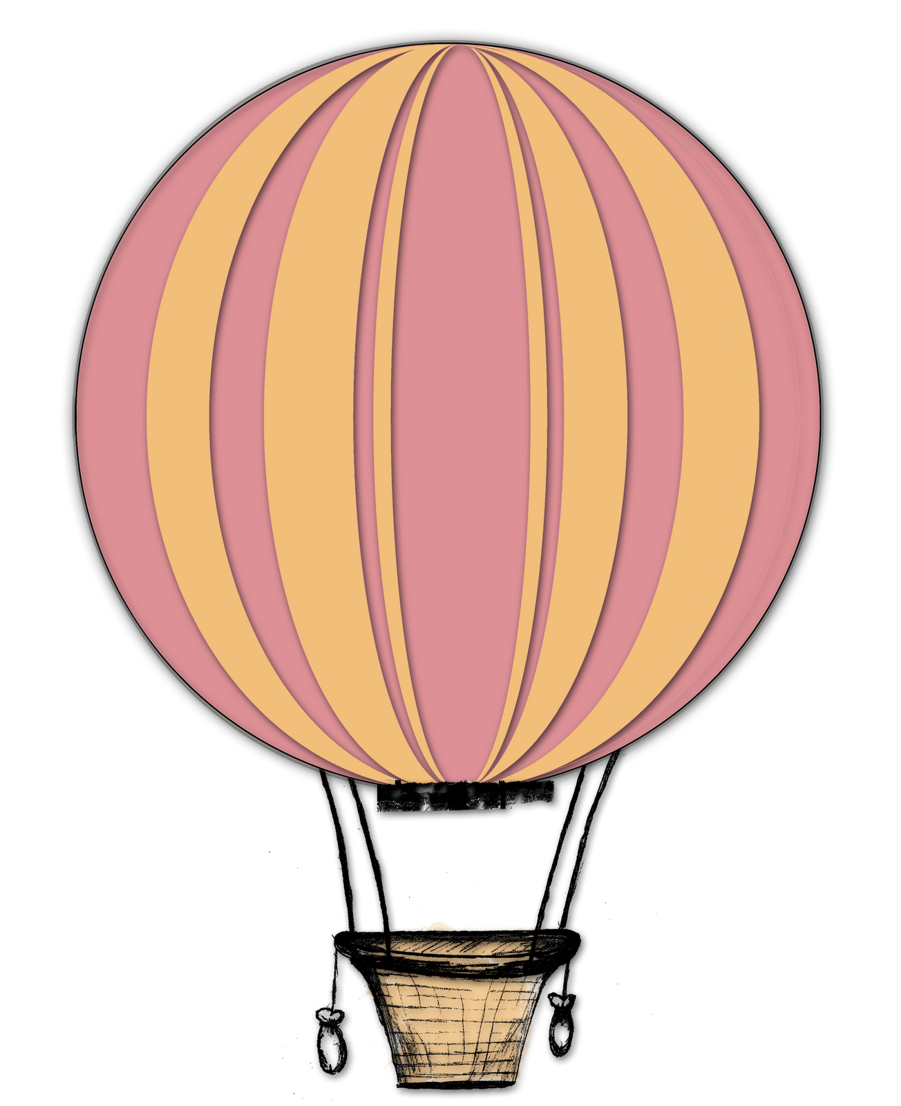 Clipart free hot air balloon. Eridoodle designs and creations