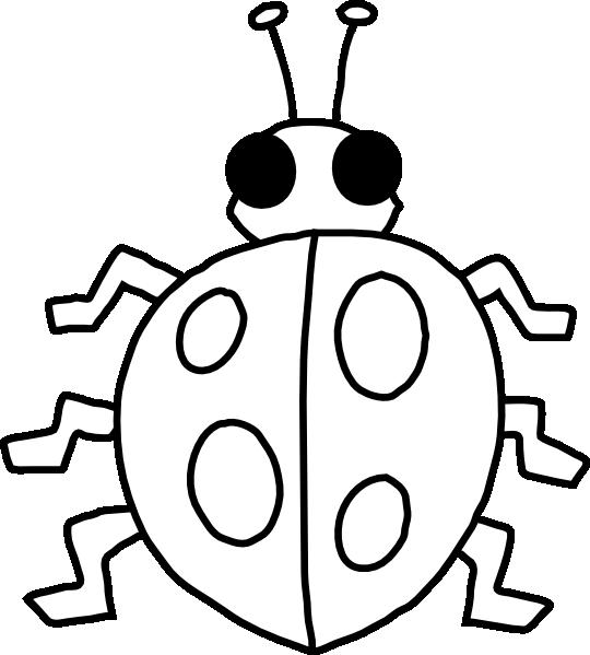 Ladybug clipart doubles. Clip art at clker