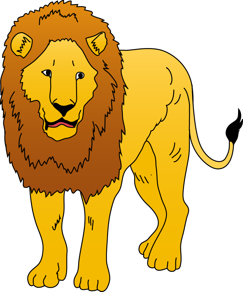 collection of images. Picture clipart lion