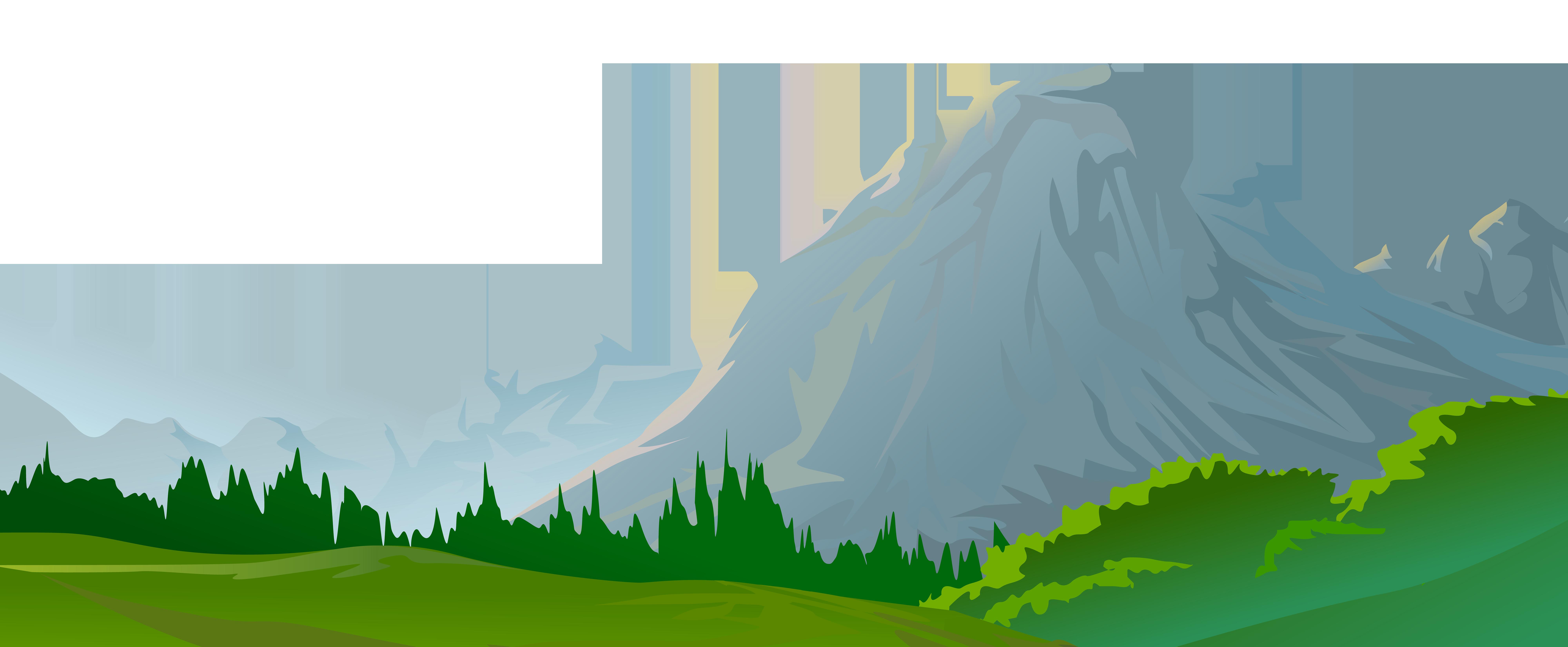 Hills mountain landform