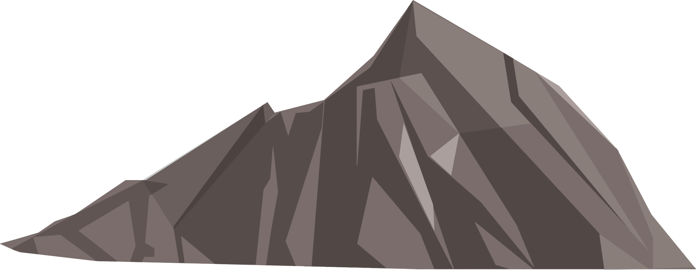 Hills clipart mountain range. Png transparent free images
