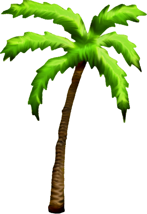 Palm clipart 8 bit. Free nature at getdrawings