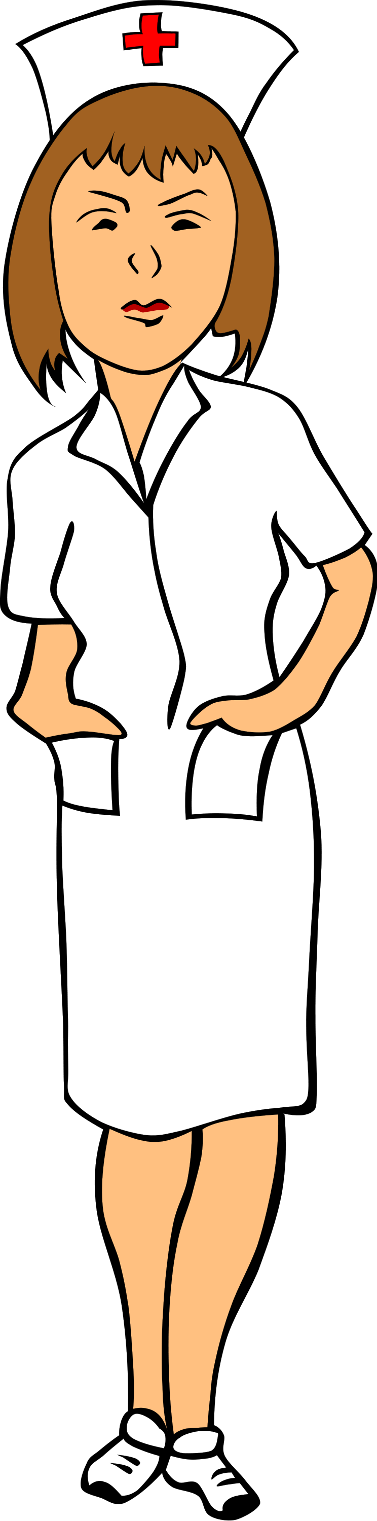 Nurse free stock photo. Patient clipart woman patient