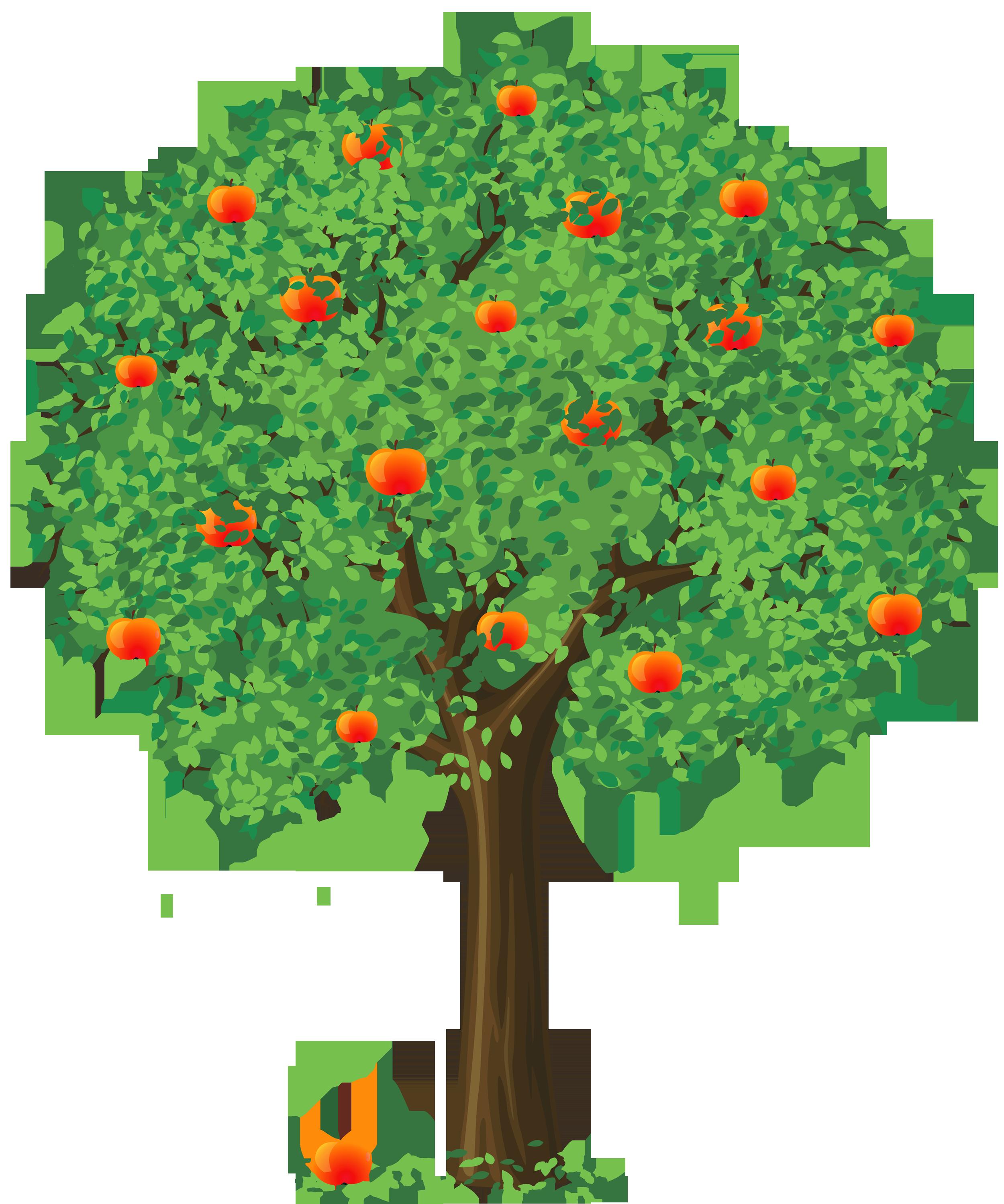 Trees background . Tree clipart santol