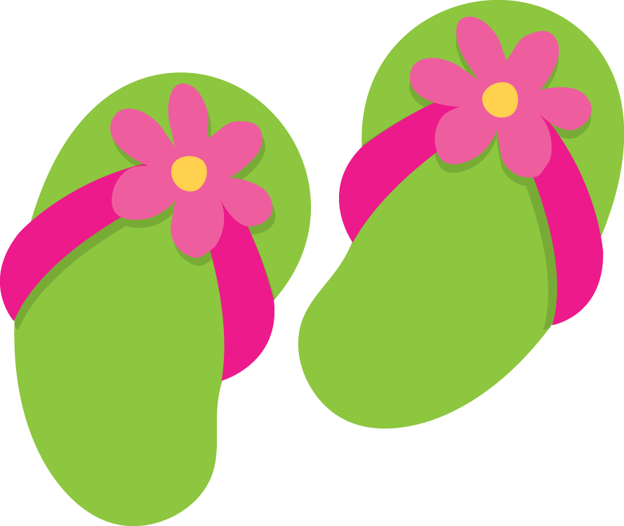 Clipart free pool party. Zwd flipflops png spa