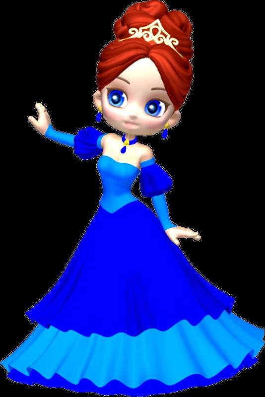 The top best blogs. Princess clipart logo