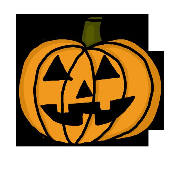 Clipart free pumpkin. Halloween clip art panda