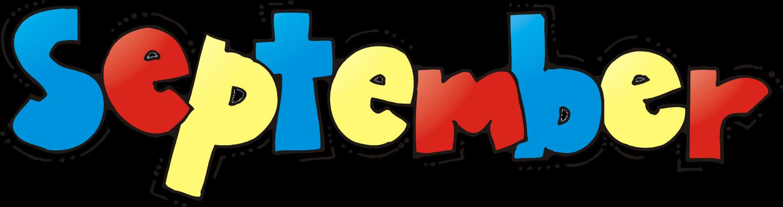 Spelling clipart september. Newsletter free download best