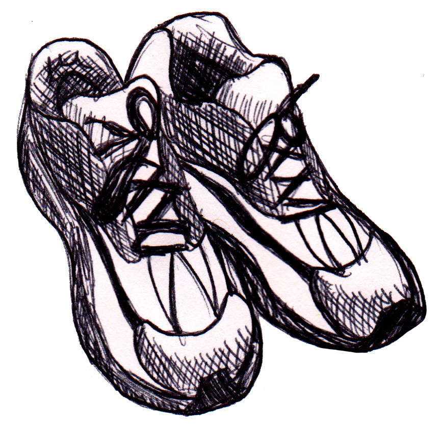 Clipart shoes easy, Clipart shoes easy Transparent FREE for