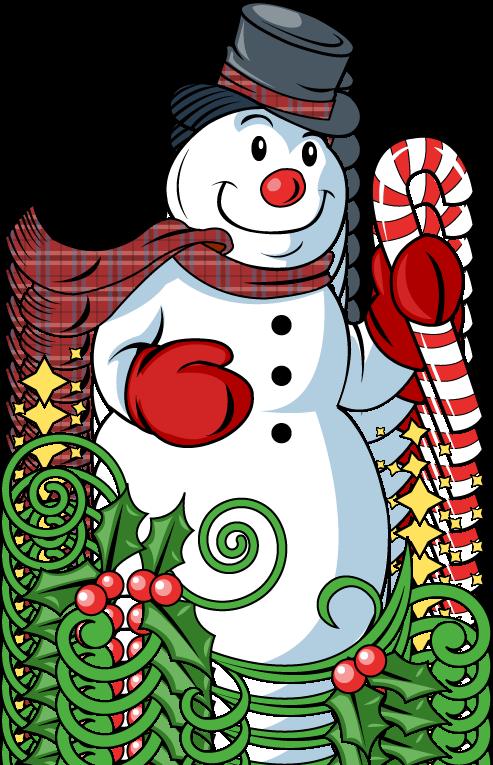 Holiday clip art free. Coal clipart snowman