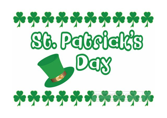 places to find. Clipart free st patricks day