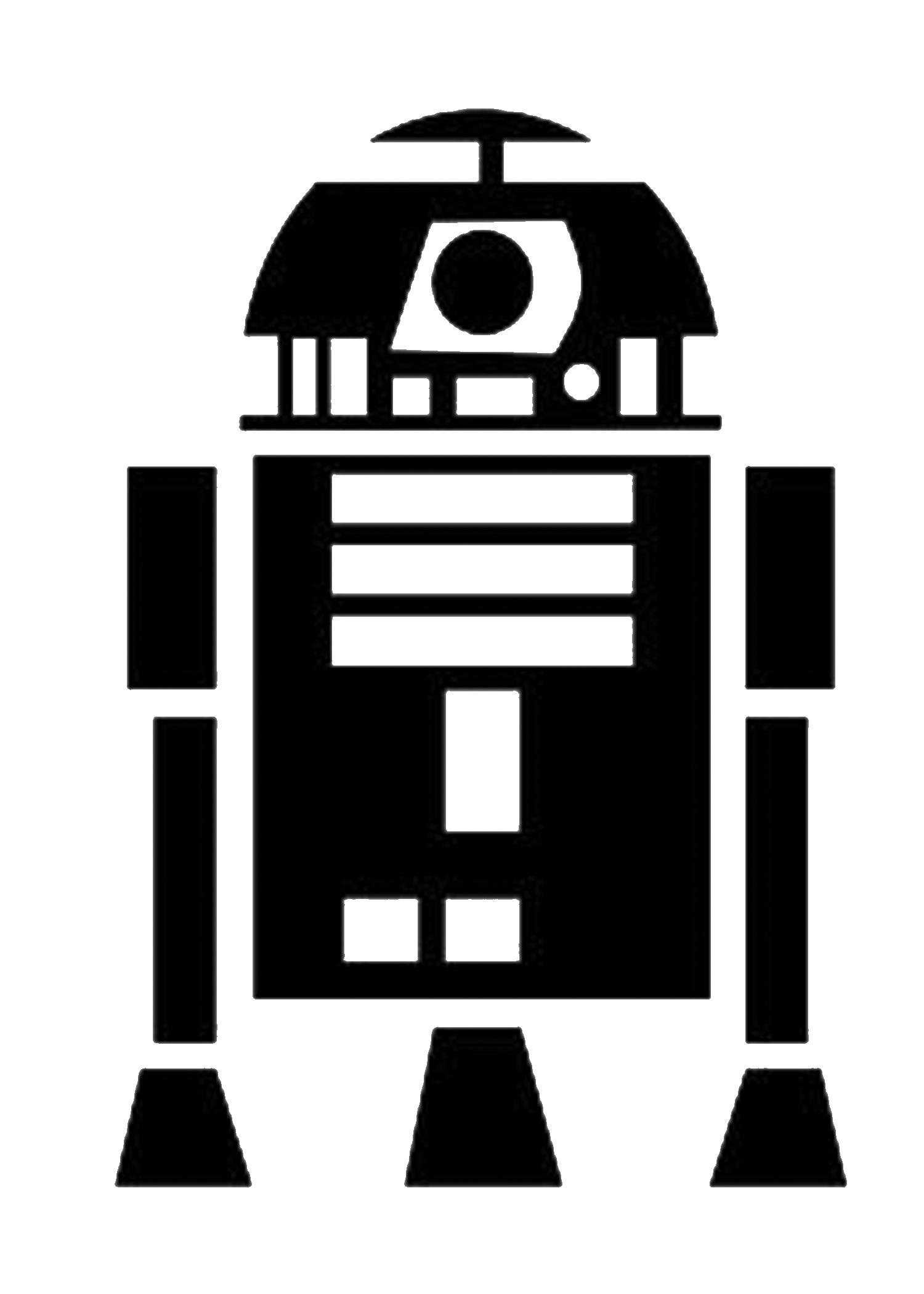 Starwars clipart logo. Star wars wall art