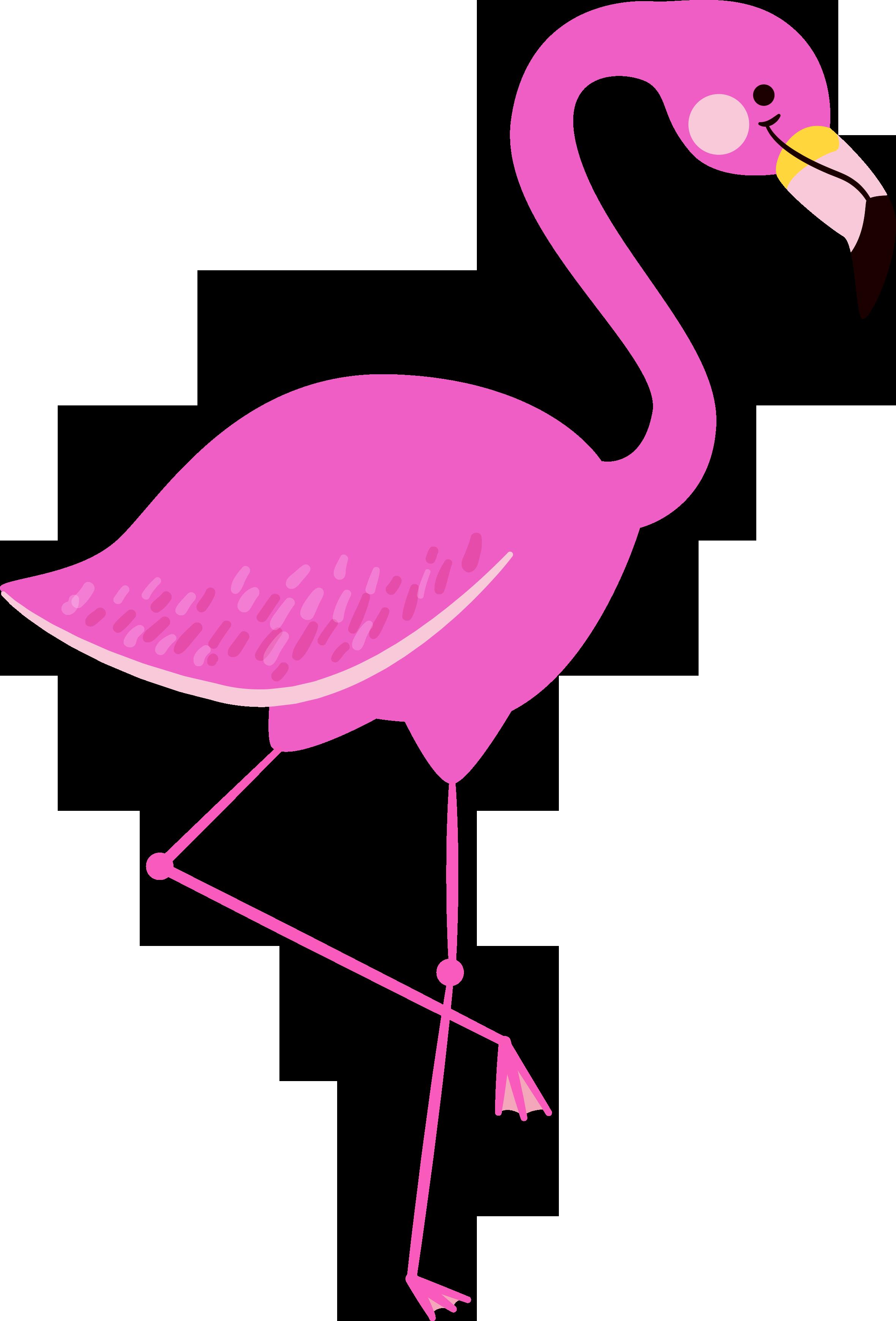 Free summer fun pretty. Clipart pineapple flamingo