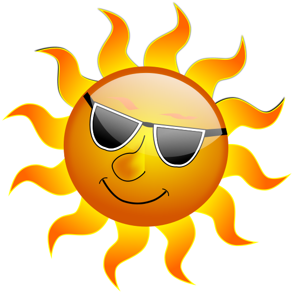 Clipart present animation. Summer panda free images