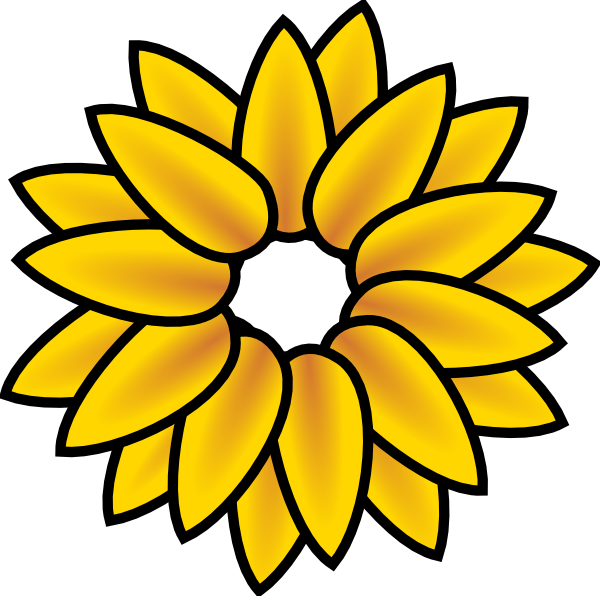 Free clipart sunflower. Clip art printable panda